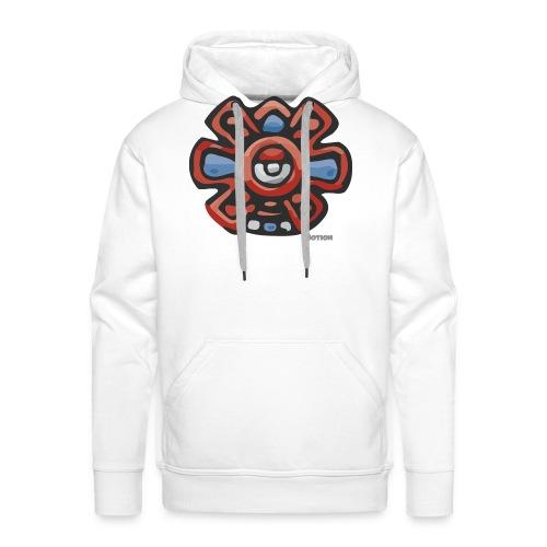Aztec Motion Earth - Men's Premium Hoodie