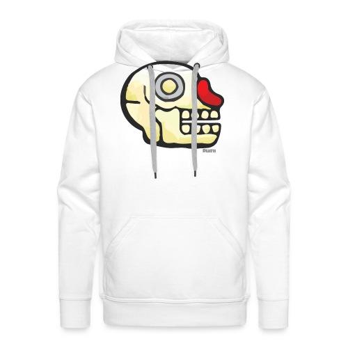 Aztec Icon Death - Men's Premium Hoodie
