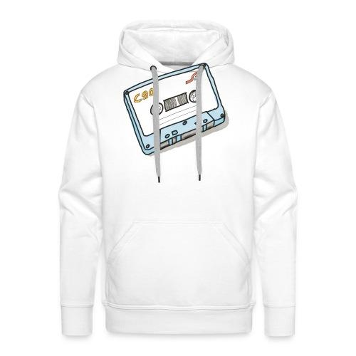 Cassette - Männer Premium Hoodie
