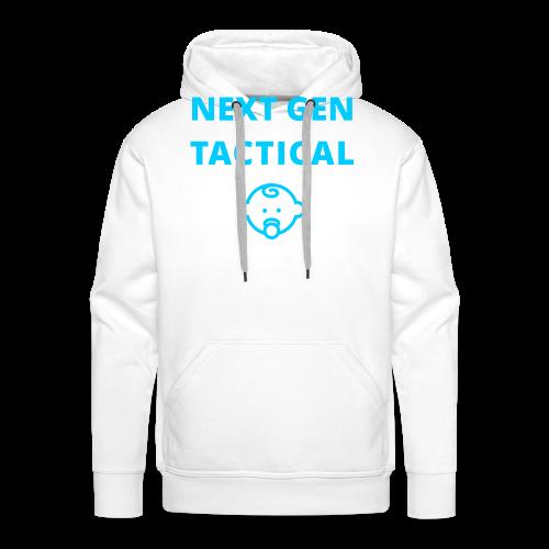 Tactical Baby Boy - Mannen Premium hoodie