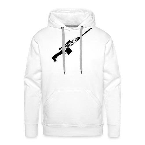 Het Jacht Geweer - Mannen Premium hoodie