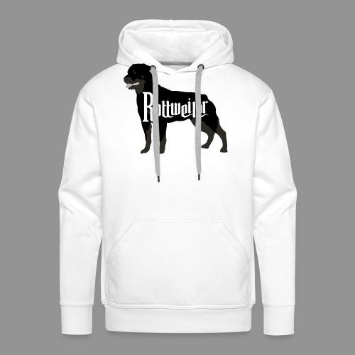 Rottweiler - Men's Premium Hoodie