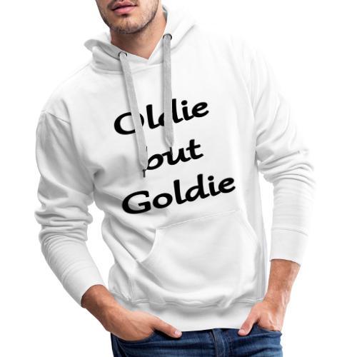 Oldie But Goldie - Männer Premium Hoodie