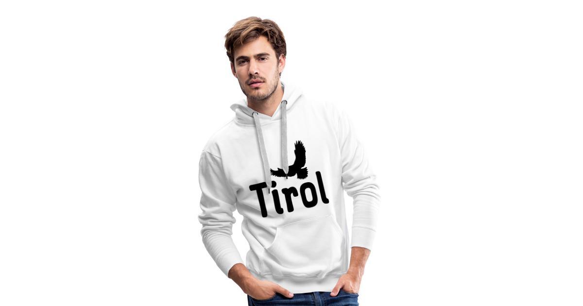 Kapuzen Sweatshirt – Adler Tirol Special | Kreativwerkstatt