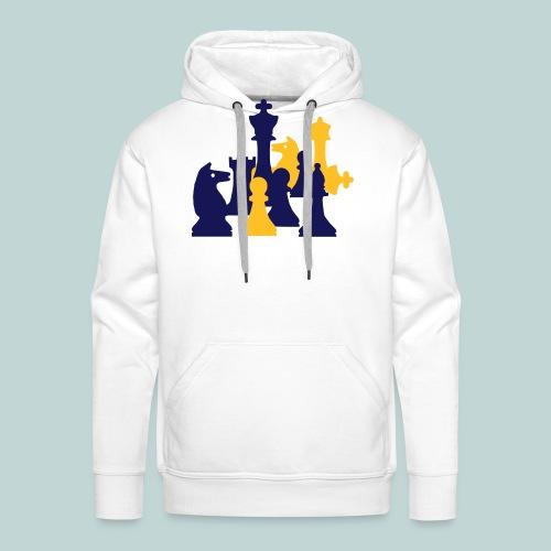 Figurengruppe - Männer Premium Hoodie