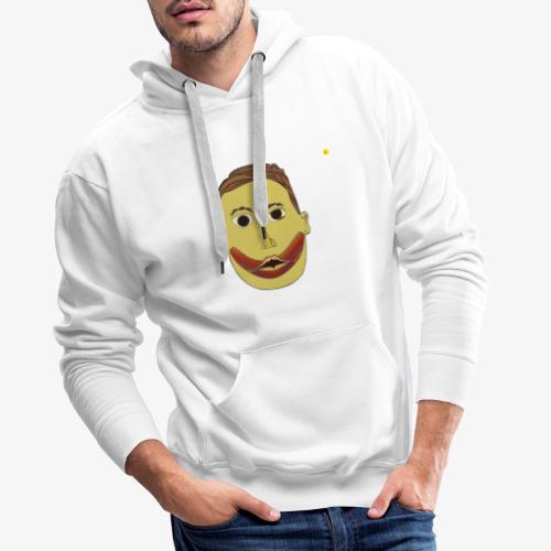 DODU - Sweat-shirt à capuche Premium pour hommes
