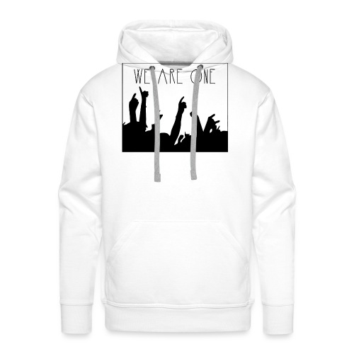 We Are One Hoody Women - Mannen Premium hoodie