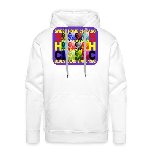 LOGO 2019 - Sweat-shirt à capuche Premium pour hommes