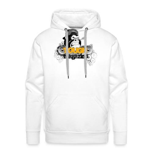 Tough Magazine - Logo - Gorilla - Männer Premium Hoodie
