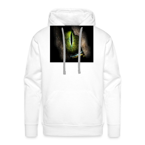 ReptilianEye - Männer Premium Hoodie