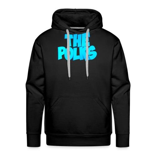 THEPolks - Sudadera con capucha premium para hombre