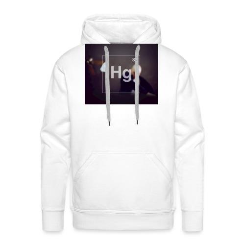 Hg80 - Sweat-shirt à capuche Premium pour hommes