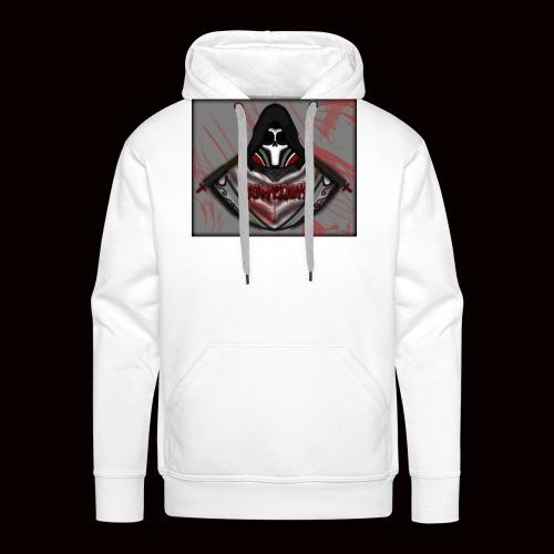 SoWeQDK Reaper ! - Herre Premium hættetrøje