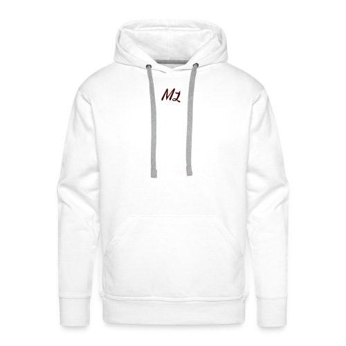 ML merch - Men's Premium Hoodie