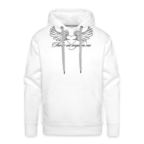 0007 - Mannen Premium hoodie