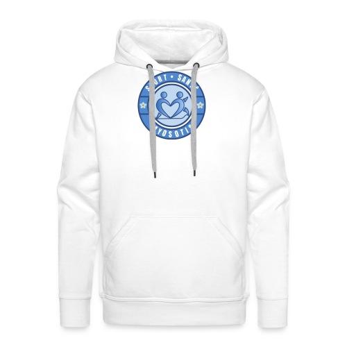 MYOSOTIS - Sweat-shirt à capuche Premium pour hommes