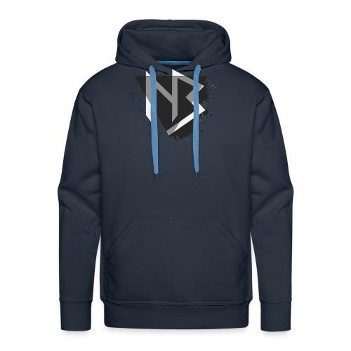 T-shirt NiKyBoX - Felpa con cappuccio premium da uomo
