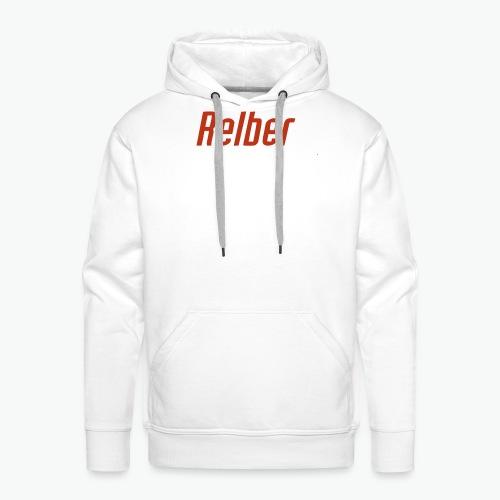 Relber Cycling - Sudadera con capucha premium para hombre