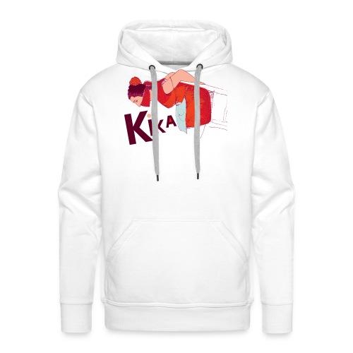 kika-png - Men's Premium Hoodie