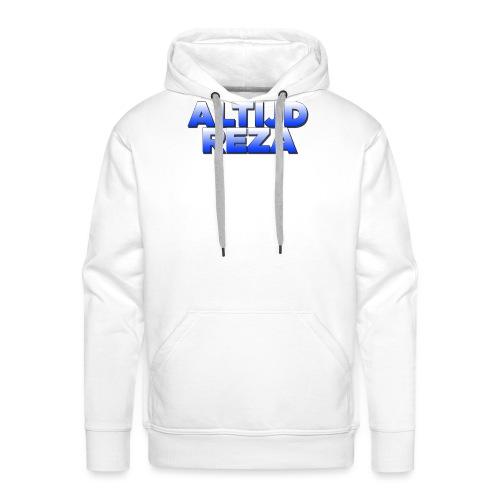 |AltijdReza teenager Short sleeve shirt 2 colors| - Mannen Premium hoodie