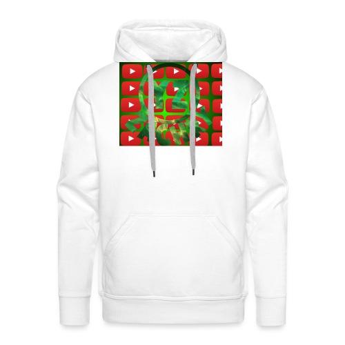 YZ-slippers - Mannen Premium hoodie