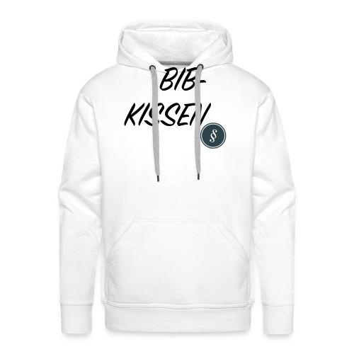 BIB-KISSEN - Männer Premium Hoodie