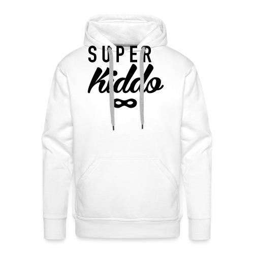 Super_kiddo - Männer Premium Hoodie