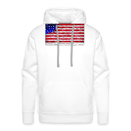 Good Night Human Rights - Men's Premium Hoodie