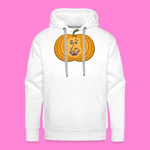 Rick pumpkin - Mannen Premium hoodie