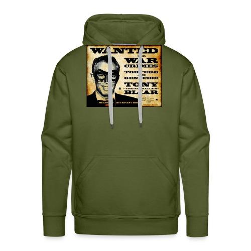 Wanted - Men's Premium Hoodie