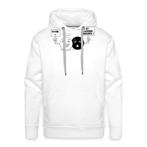 T-shirt Graug - Sweat-shirt à capuche Premium pour hommes