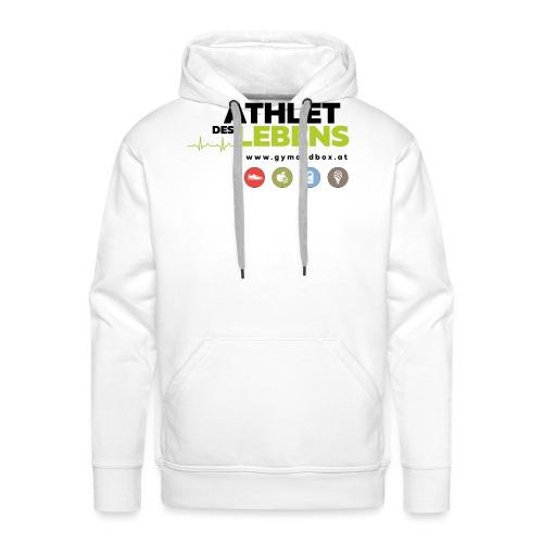 AdL Logo ws 2019 Icon ws URL 300px - Männer Premium Hoodie
