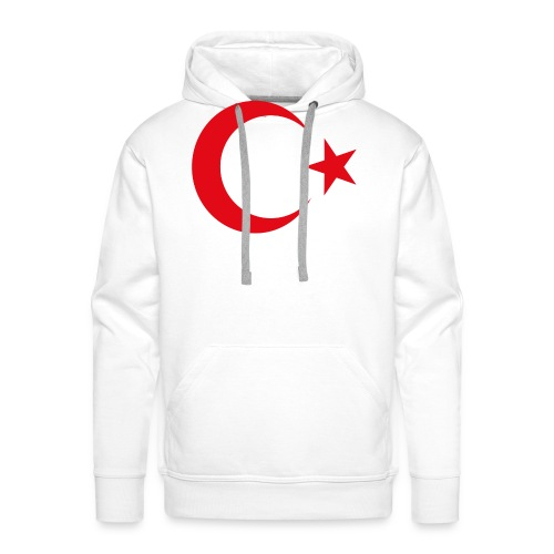 lphone 4/4S Turkey Case - Mannen Premium hoodie