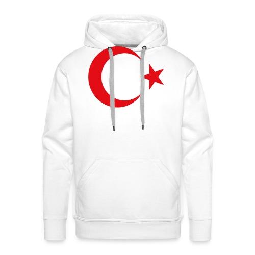 lphone 4/4S Turkey Case - Mannen Premium hoodie