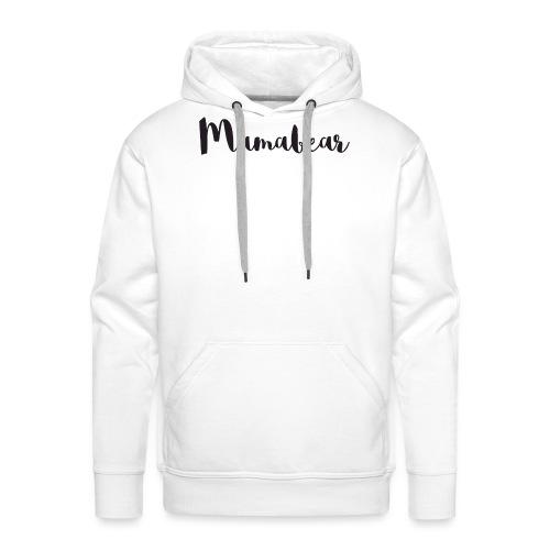 Mamabear - Männer Premium Hoodie