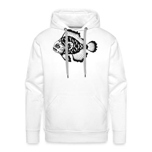 Mutant fish - Sweat-shirt à capuche Premium pour hommes