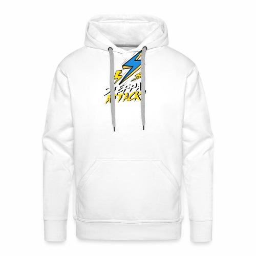 Steppa Tshirt - Sudadera con capucha premium para hombre