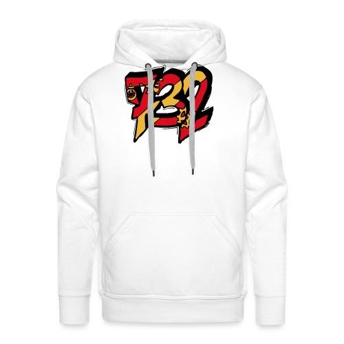 732 - Männer Premium Hoodie
