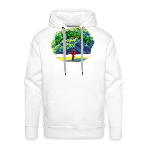 Ambiente - Sudadera con capucha premium para hombre