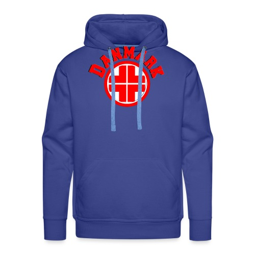 Denmark - Men's Premium Hoodie