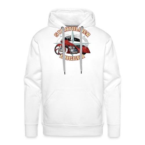 Stratoliner bagger 01 - Mannen Premium hoodie
