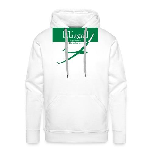 fliaga - Männer Premium Hoodie