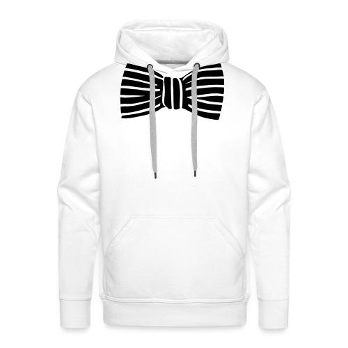 bow_tie - Men's Premium Hoodie