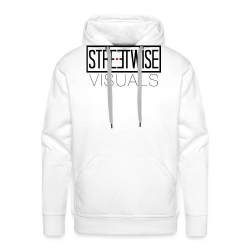 Streetwise Visuals | LONGFIT - Mannen Premium hoodie