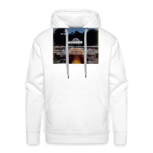 E1CD2F05 91E3 448E 9131 F38884C2A2D7 - Sweat-shirt à capuche Premium pour hommes