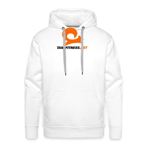 Tanzfitness.net Logo - Männer Premium Hoodie