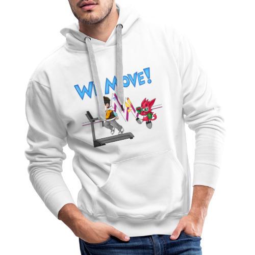 WE MOVE! - Men's Premium Hoodie