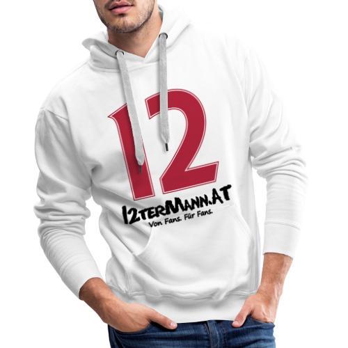 12termann mitfans - Männer Premium Hoodie