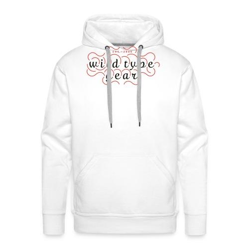 wtg stiched 2 - Men's Premium Hoodie