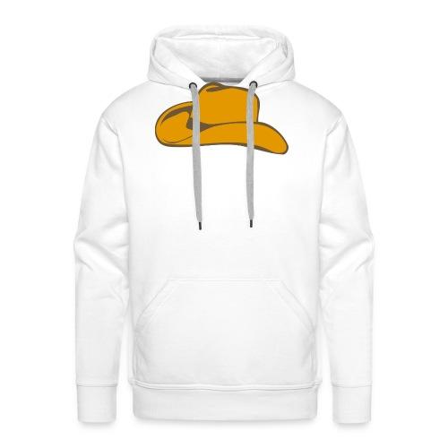 chapeau - Sweat-shirt à capuche Premium pour hommes